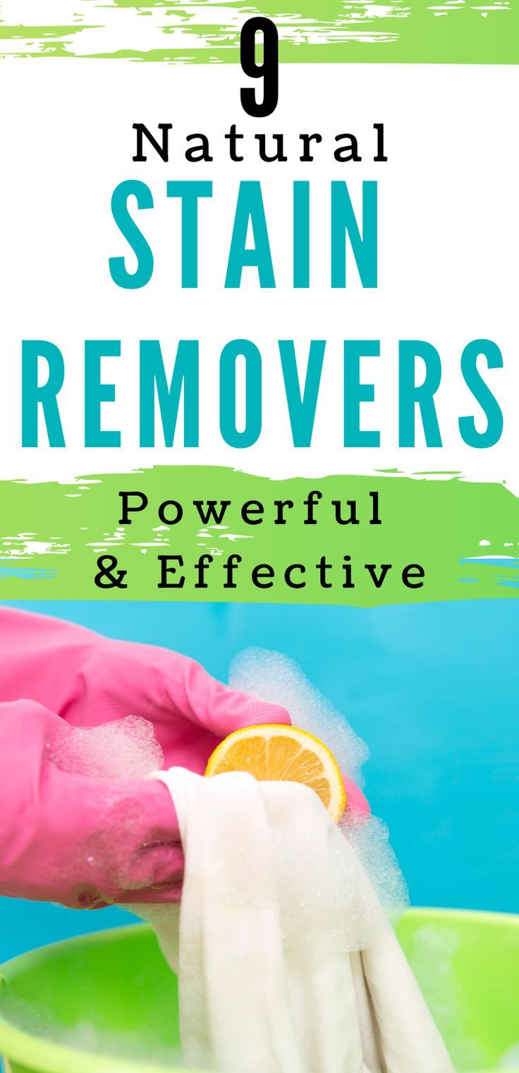 9 natural stain removers that really work a radiantly