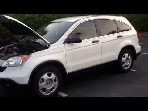 2002 - 2008 Honda CRV Air condition Problems - Recall for AC