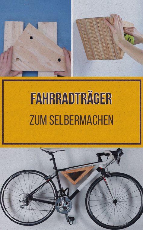 dieser diy fahrradtr ger wird sich ganz fantastisch an deiner wand machen typhograph. Black Bedroom Furniture Sets. Home Design Ideas