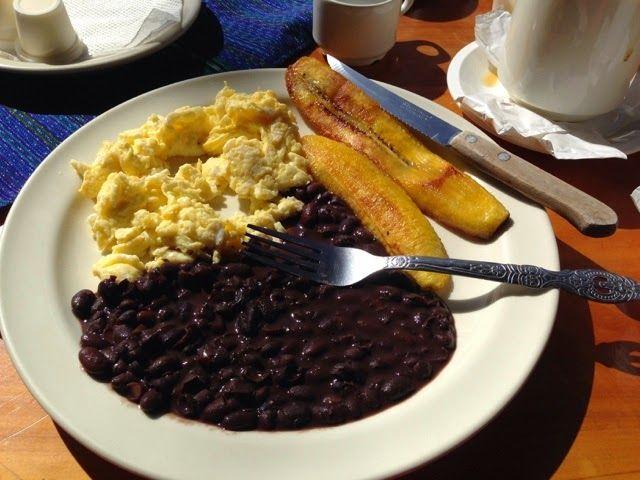 Recetas de desayunos guatemaltecos