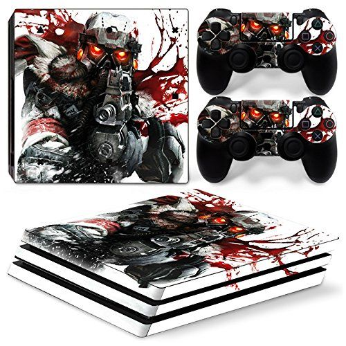 Official Website Ps4 Slim Sticker Console Decal Playstation 4 Controller Vinyl Skin Cm Punk Video Game Accessories