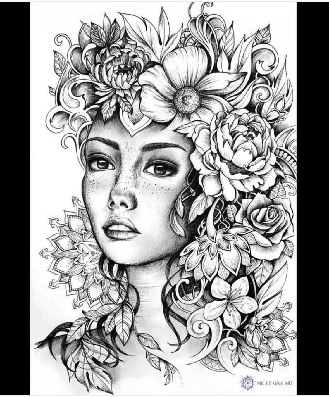 pinterest lovemebeauty85  grayscale coloring designs