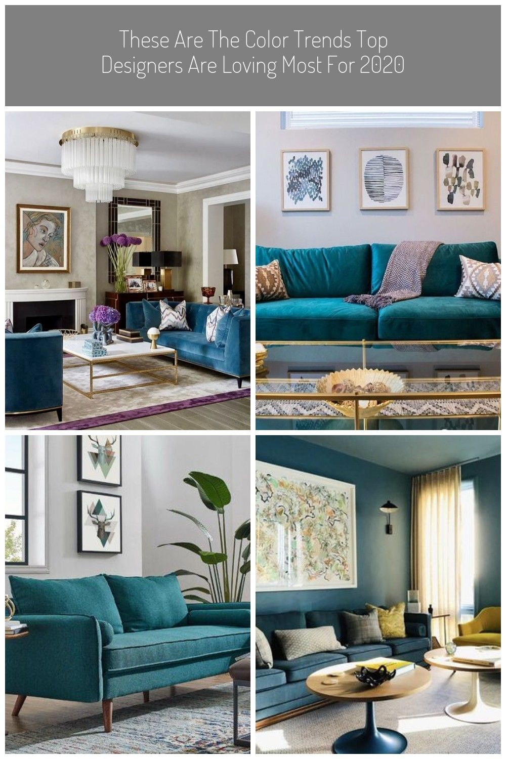 Teal Art Deco Living Room Decor With Teal Velvet Sofa Teal Decor Teal Sofa Beautiful Art Deco Teal Li In 2020 Art Deco Living Room Living Room Decor Teal Living Rooms