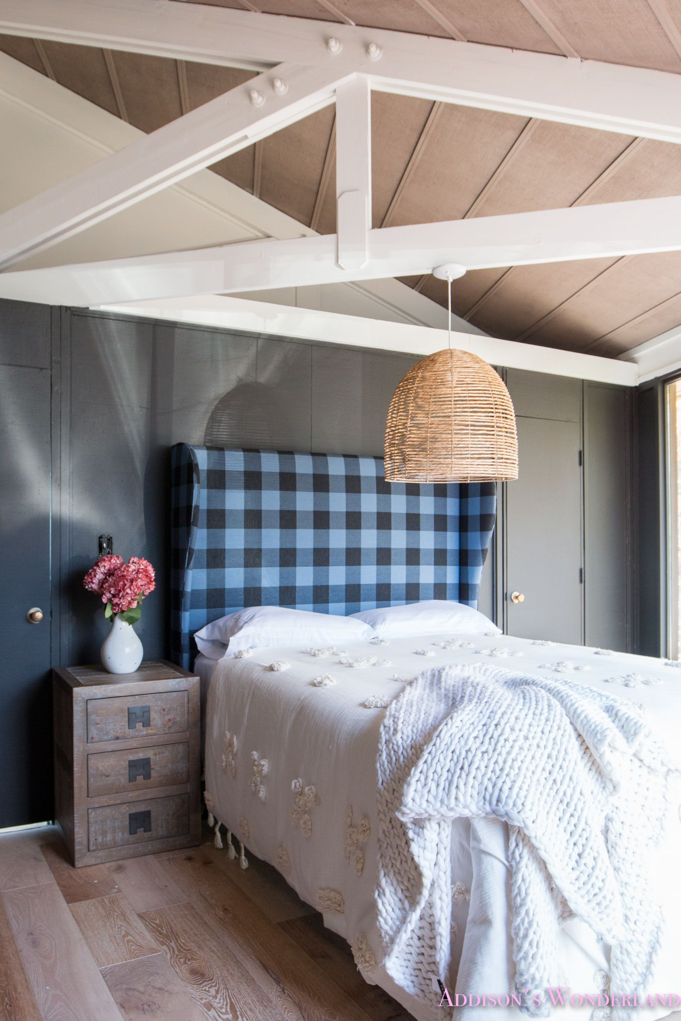 Our Treehouse Master Bedroom Paint Makeover with Ace