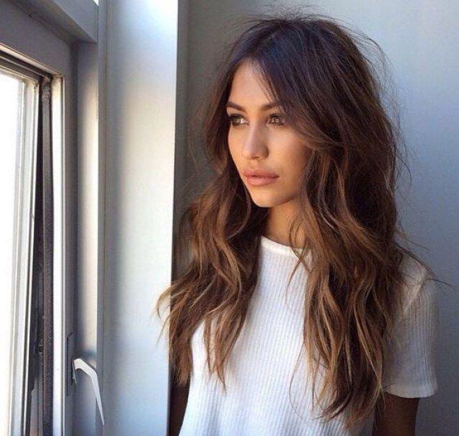 Tagli capelli lunghi scalati 2017: acconciature e