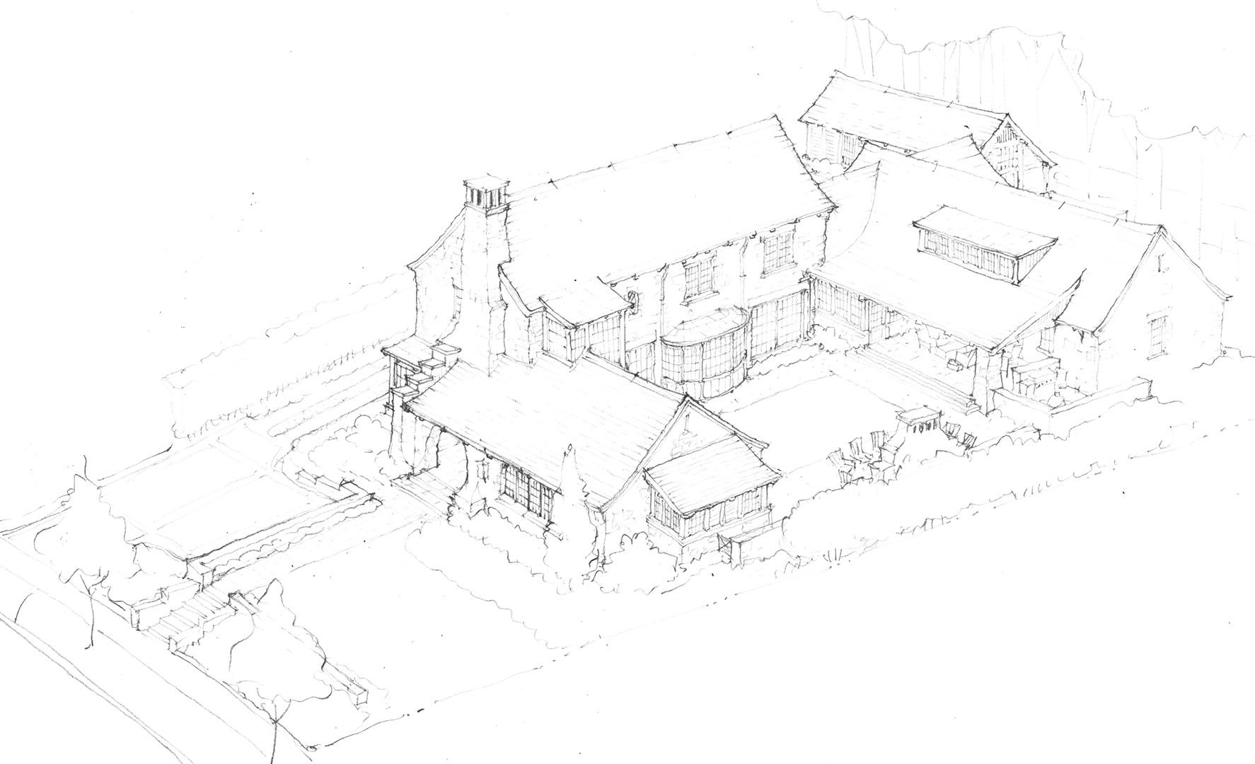 Pin On House Sketches