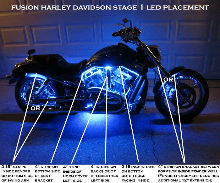 Sportster with led lights google search motorcycles pinterest sportster with led lights google search mozeypictures Gallery