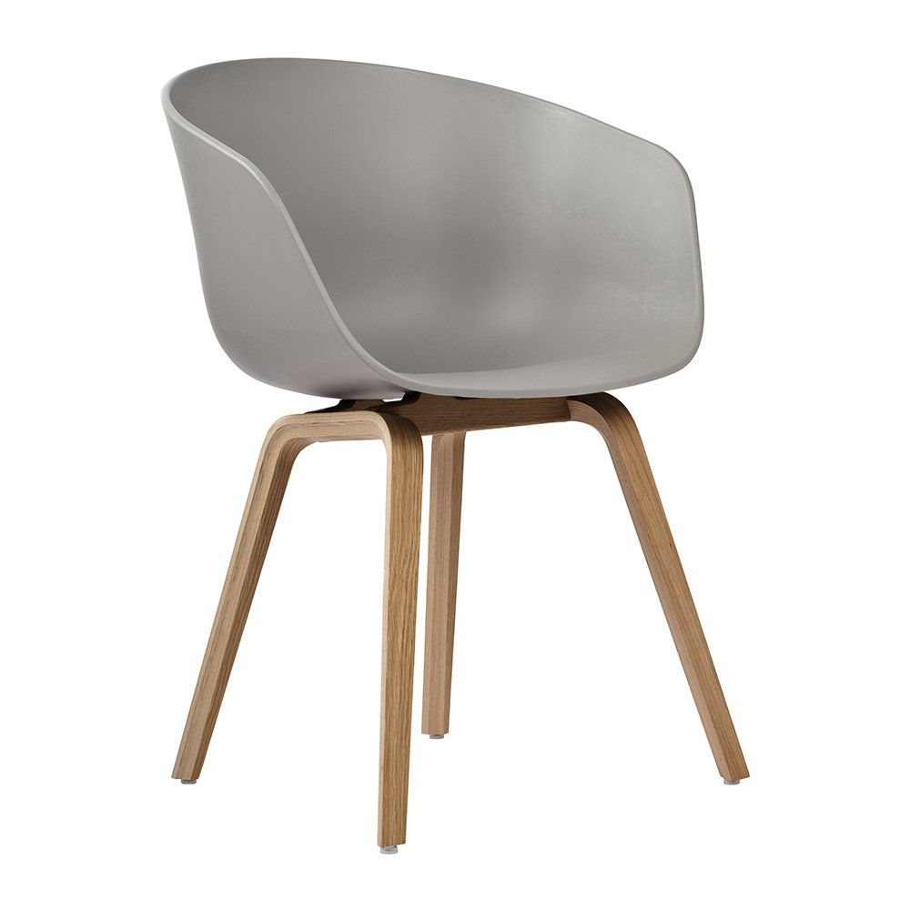 HAY - About A Chair AAC22 - Grau Jetzt bestellen unter: https ...