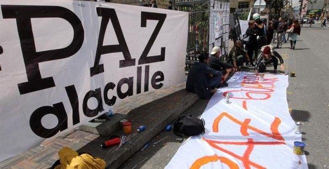 Las FARC presentan su partido