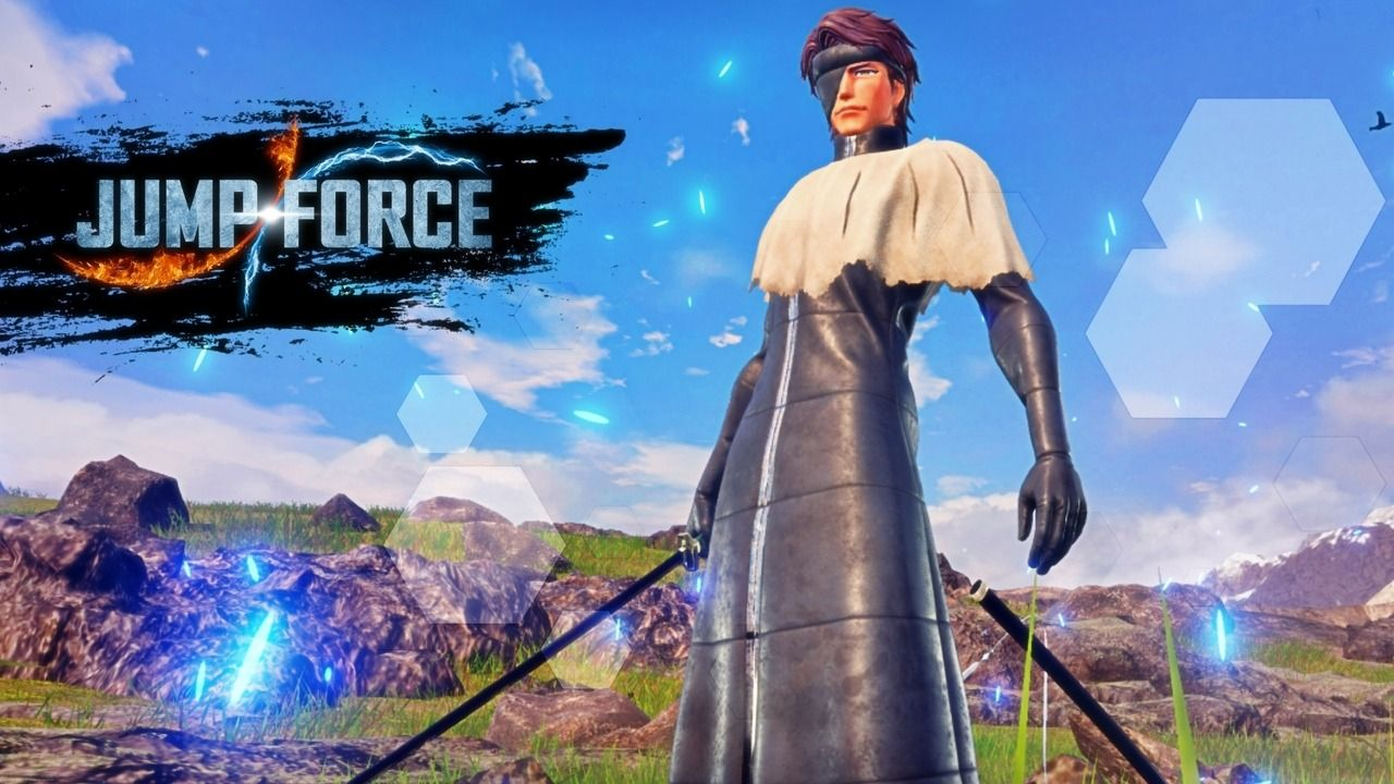 NEW Jump Force Gameplay Aizens fighting style