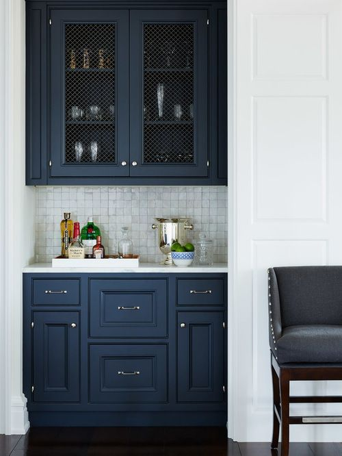 Marvelous Sw Indigo Batik Cabinet Color Newberg Cottage Remodel In Interior Design Ideas Inesswwsoteloinfo
