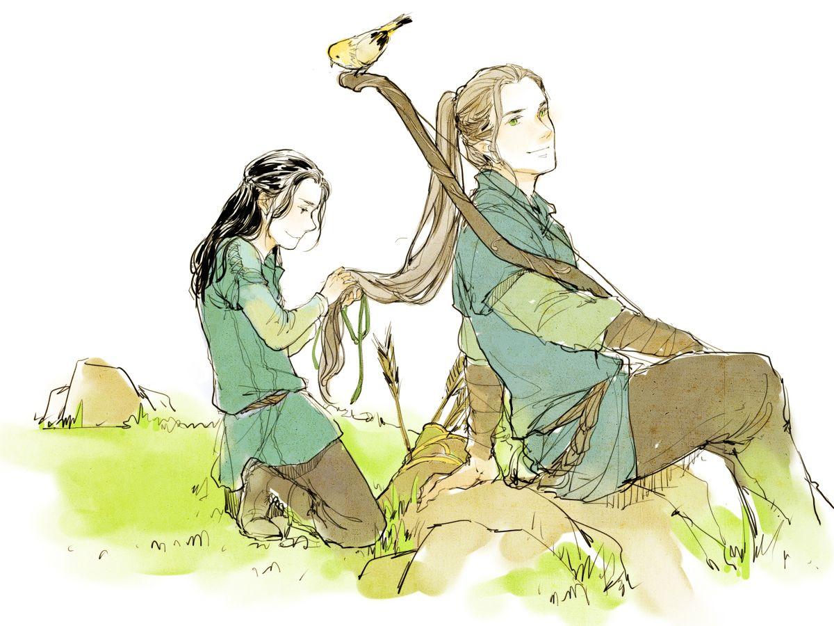 Túrin and Beleg