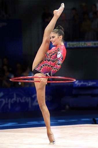Alina Kabaeva, Russia, retired, #rhythmic_gymnastics, # ... Alina Kabaeva Gymnastics