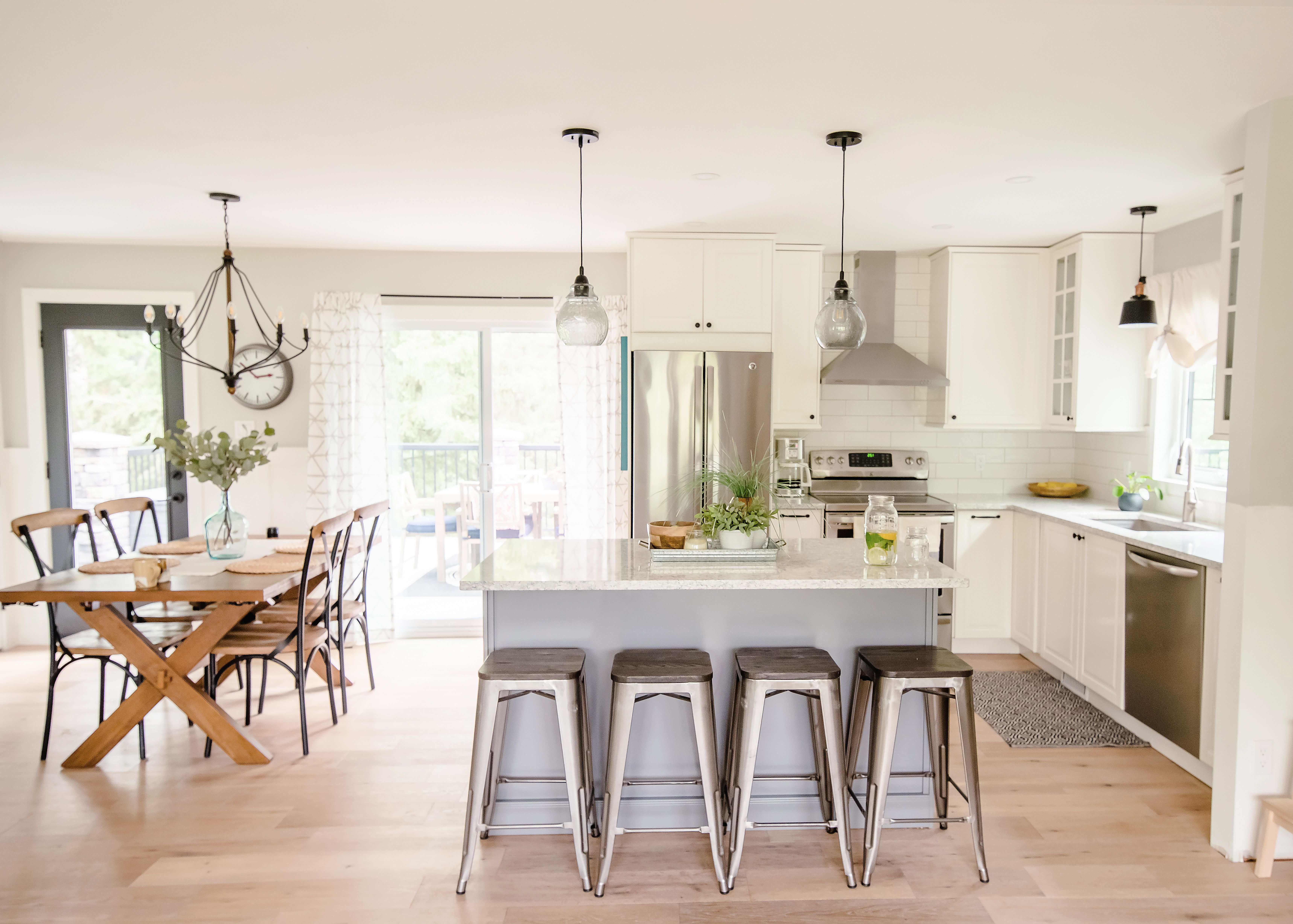 IKEA Kitchen Maximizes Space, Style and Storage Ikea