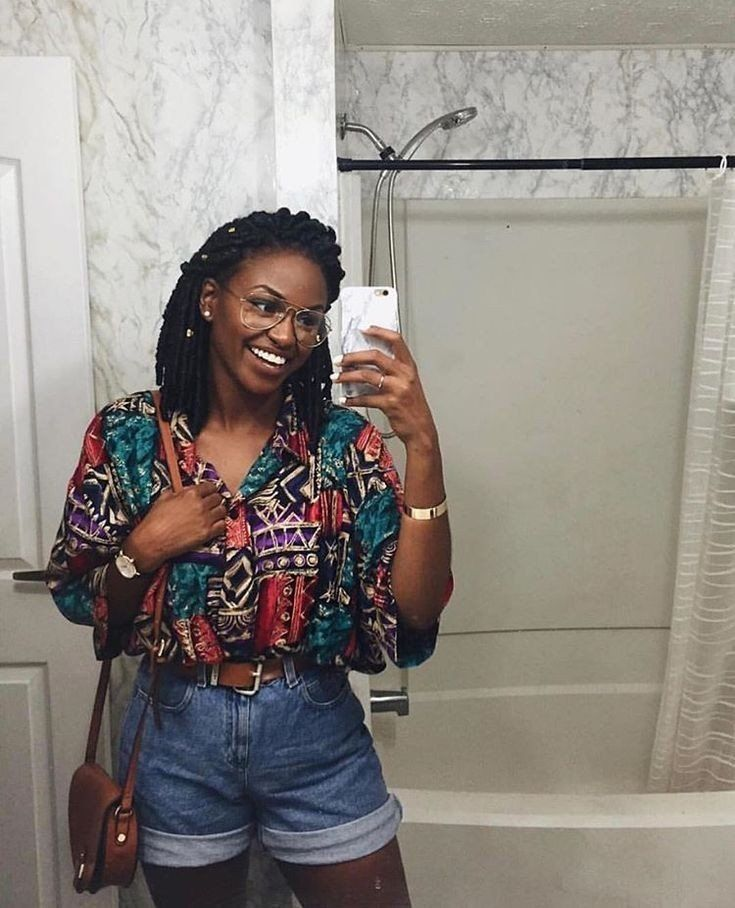 Vintage Outfits 90s Black Girl