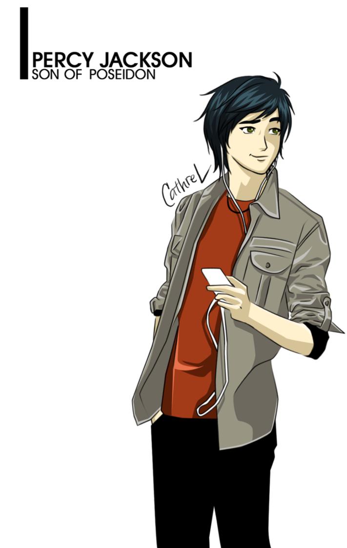 Anime Percy Jackson Characters percy jackson characters anime 88811 ...