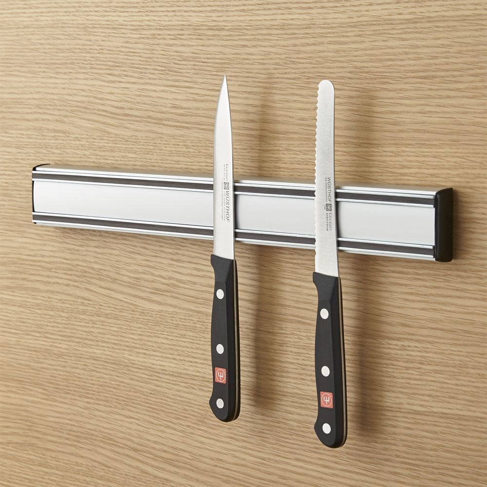 Kitchens · Wüsthof ® Aluminum Magnetic Knife Holder