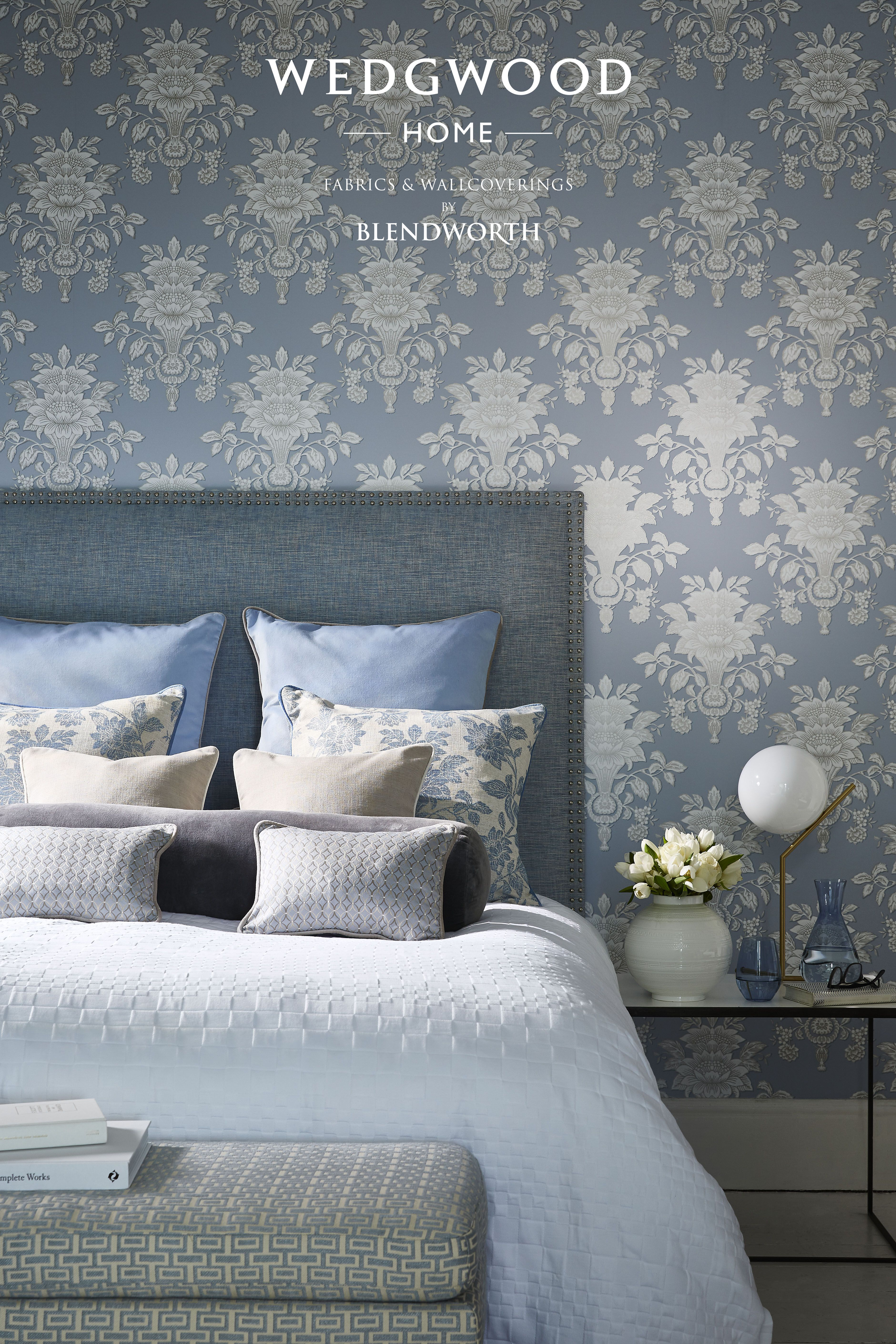 Wedgwood Home Fabrics & Wallcoverings Vol.1 Collection by Blendworth ...