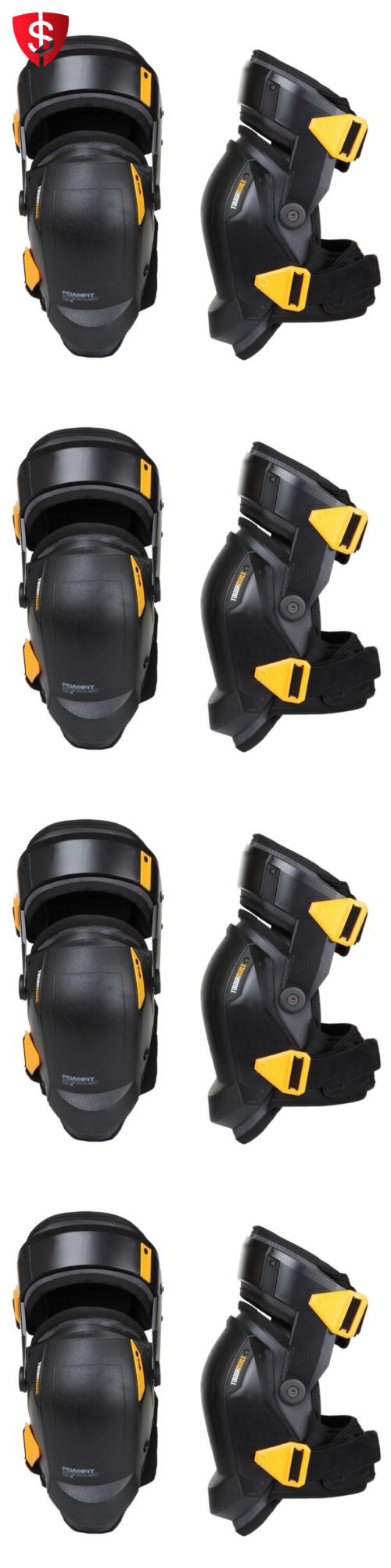 Gloves and pads knee pads construction work comfort