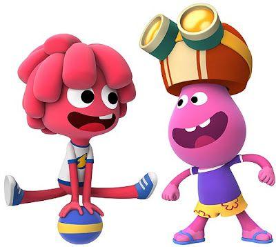 Jelly Jamm Cartoon Character Design Kid Character Best Cartoon