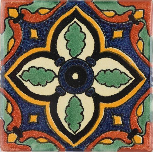 Mexican Tile - MexicanTiles.com: Mexican Tile, Talavera Tile ...