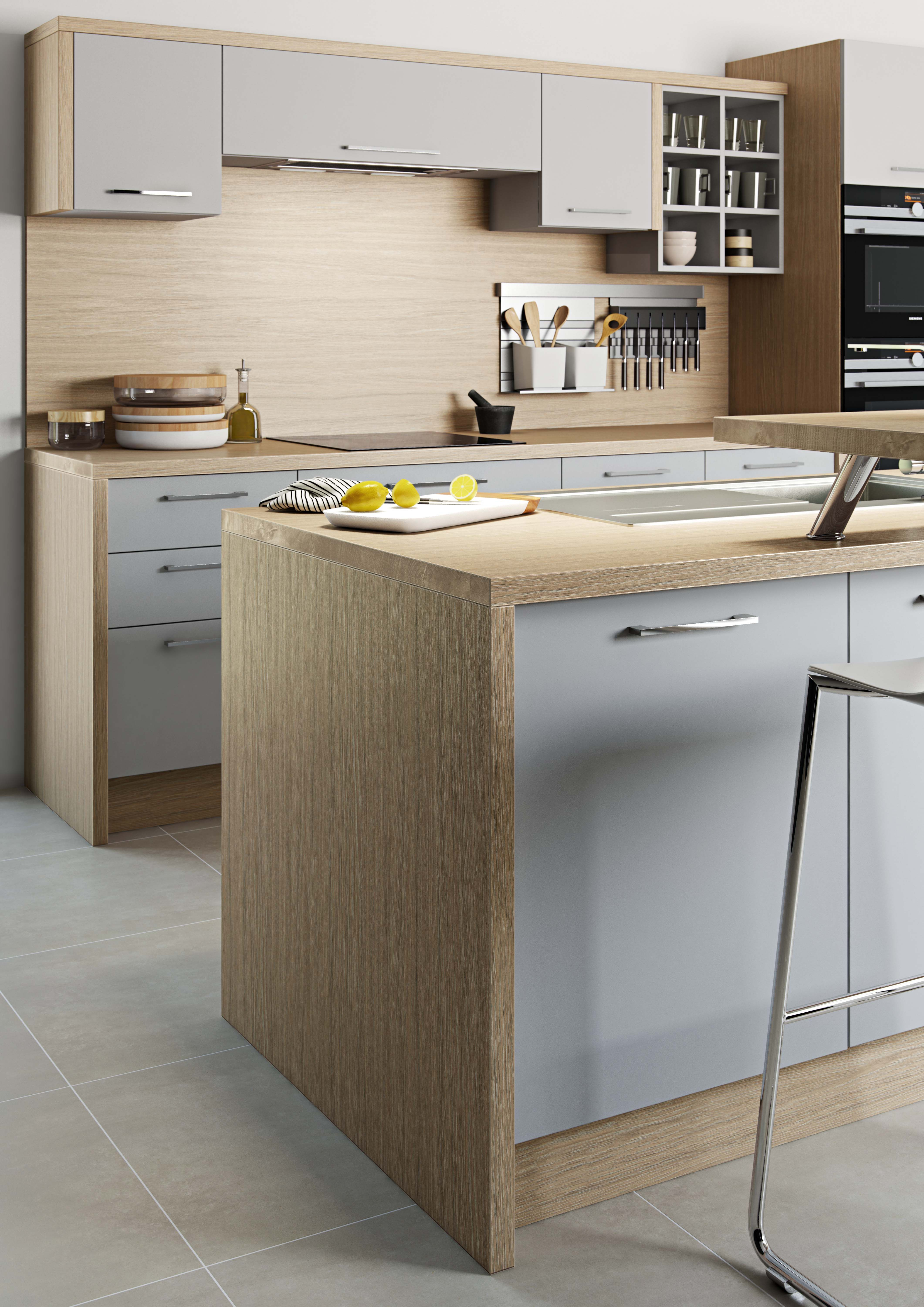 End Panels for your kitchen worktops and islands are the