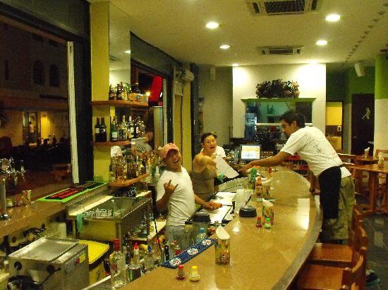 The Thirsty Cougar Seaside Boozery And Kitchen Cozumel Restaurant Bar Trip Advisor