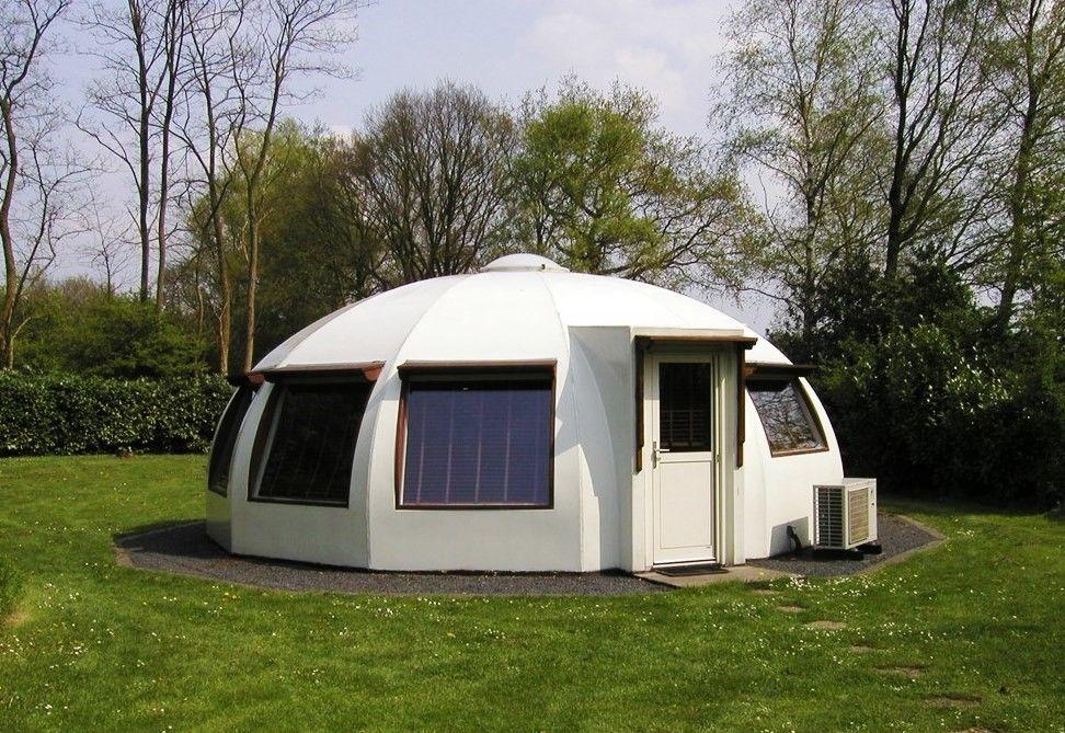 Креативный дом.   Dome house, Holiday home, Geodesic dome