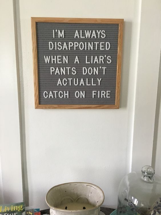 Most Funny Quotes : 33 Hilarious Letter Board Messages - Most Funny Quotes : QUOTATION – Image :