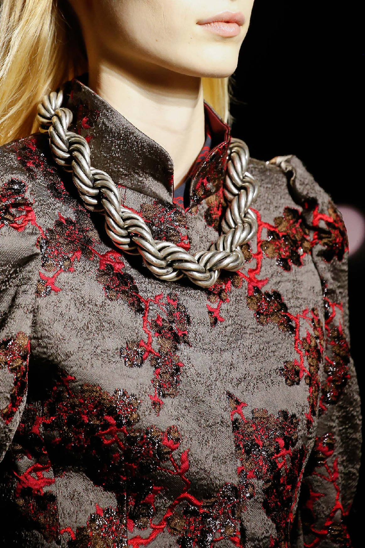 ea740ae79f Fall 2015 Ready-to-Wear Dries Van Noten | Details | Fashion, How to ...