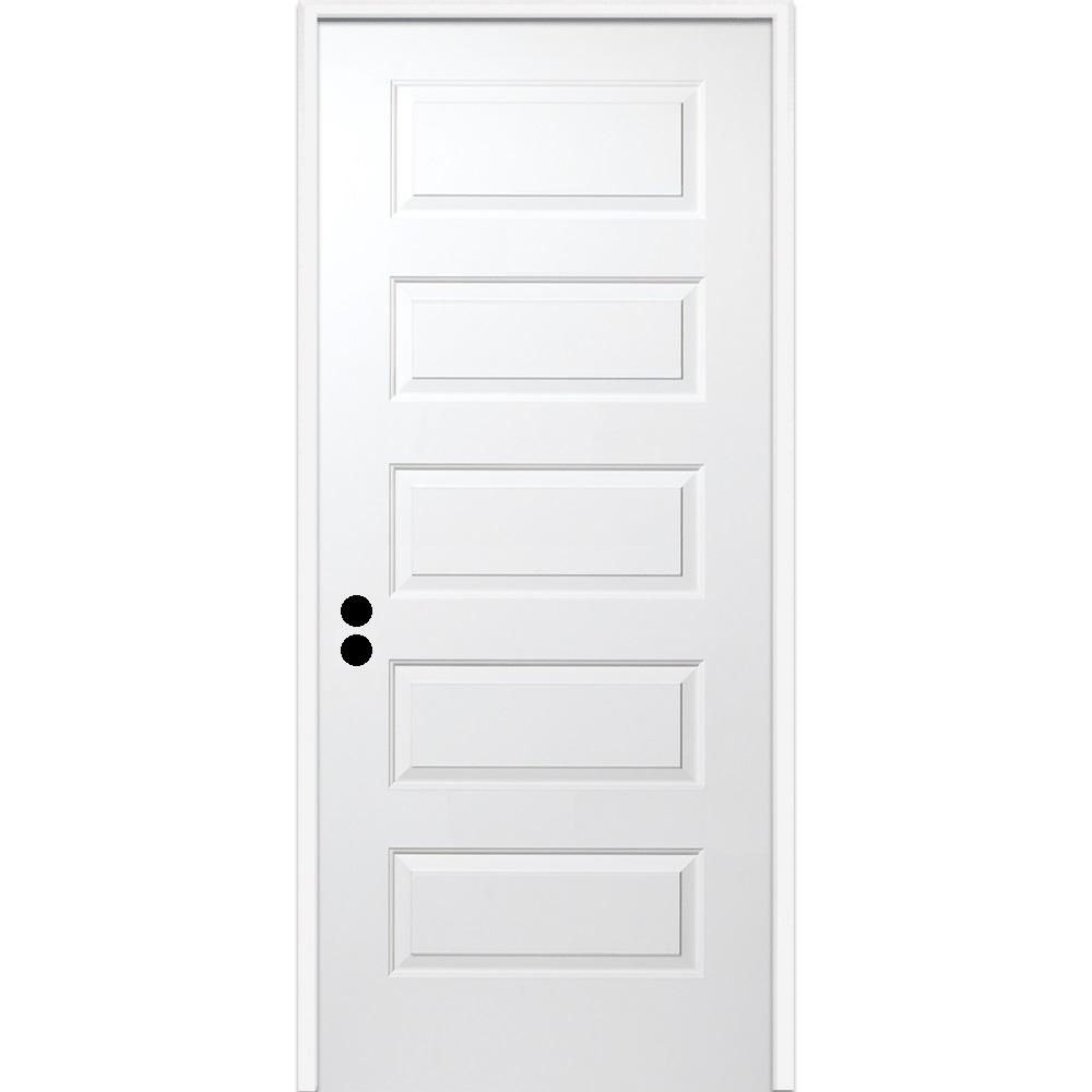 Mmi Door 32 In X 80 In Rockport Right Hand Primed
