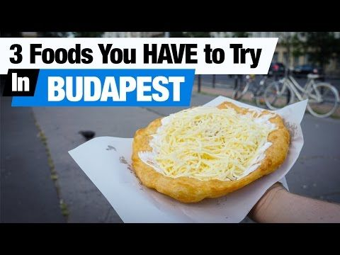 The Ultimate Budapest travel guide for 2017 - YouTube