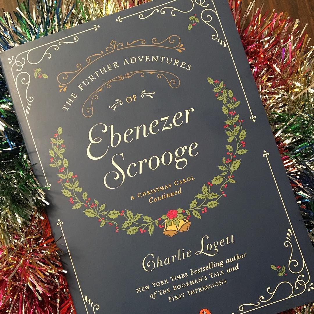 The Further Adventures of Ebenezer Scrooge is a quick enjoyable read ...