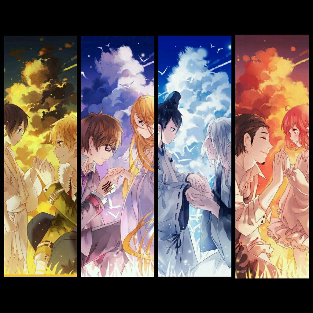 The gods and their shinkis