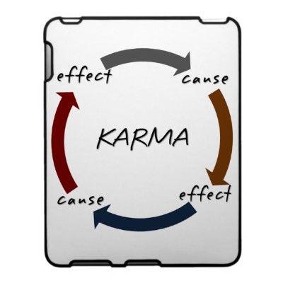 Karma iPad Case.