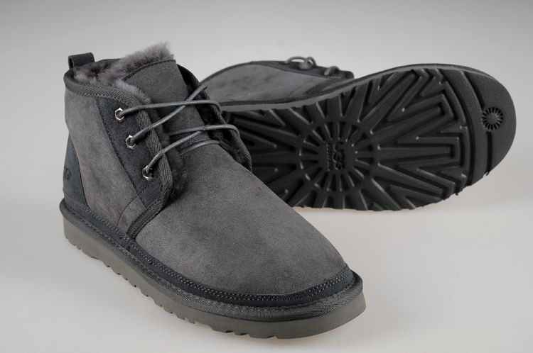 boy uggs grey