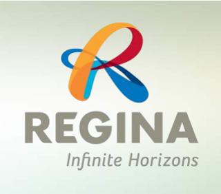The Art Blog of Emily Gonsalves: Logo Discussion: Regina's Infinite Horizons