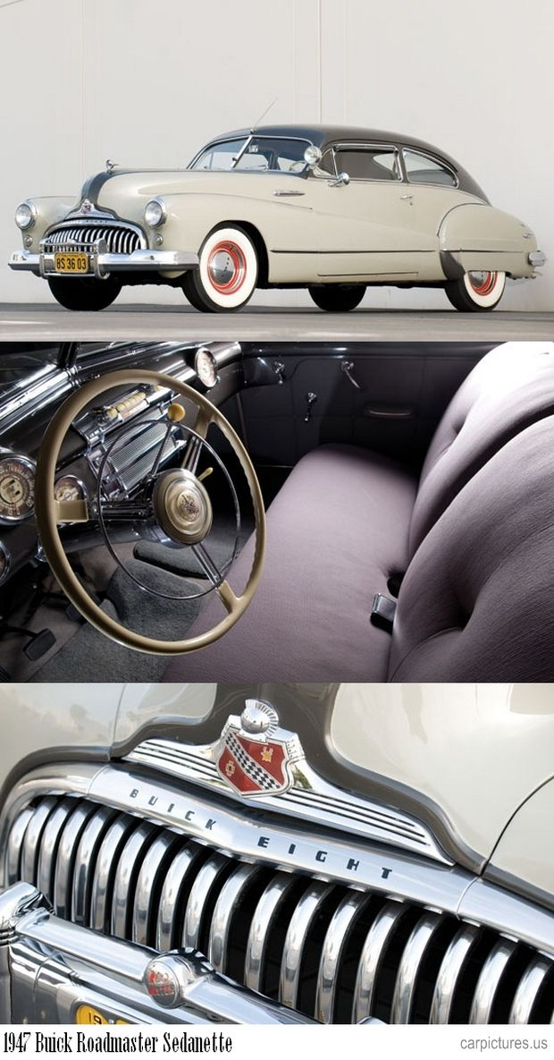 1947 buick roadmaster sedanette car pictures buick roadmaster american classic cars classic cars pinterest
