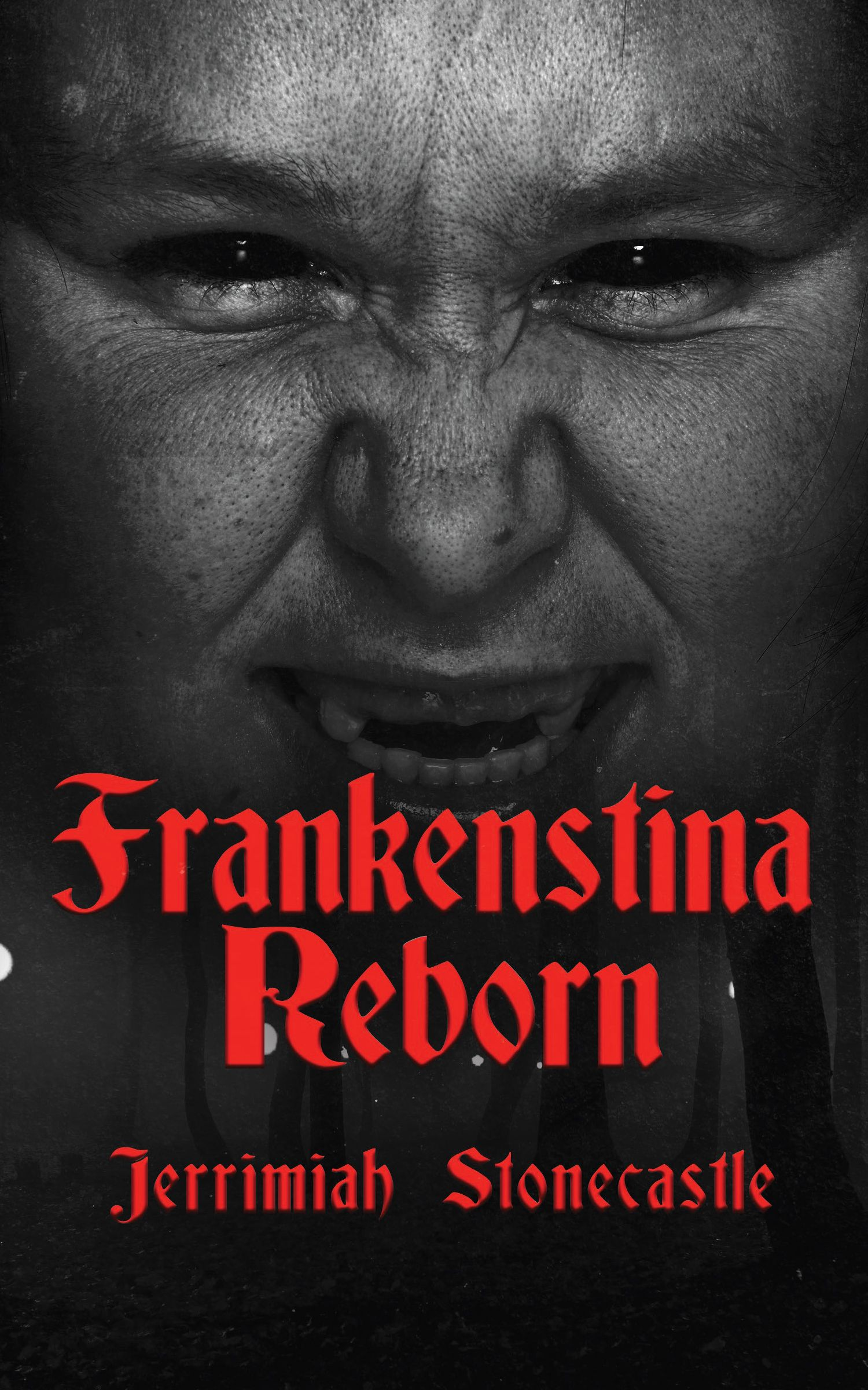 Frankenstina Reborn cover and sequel coming this Halloween