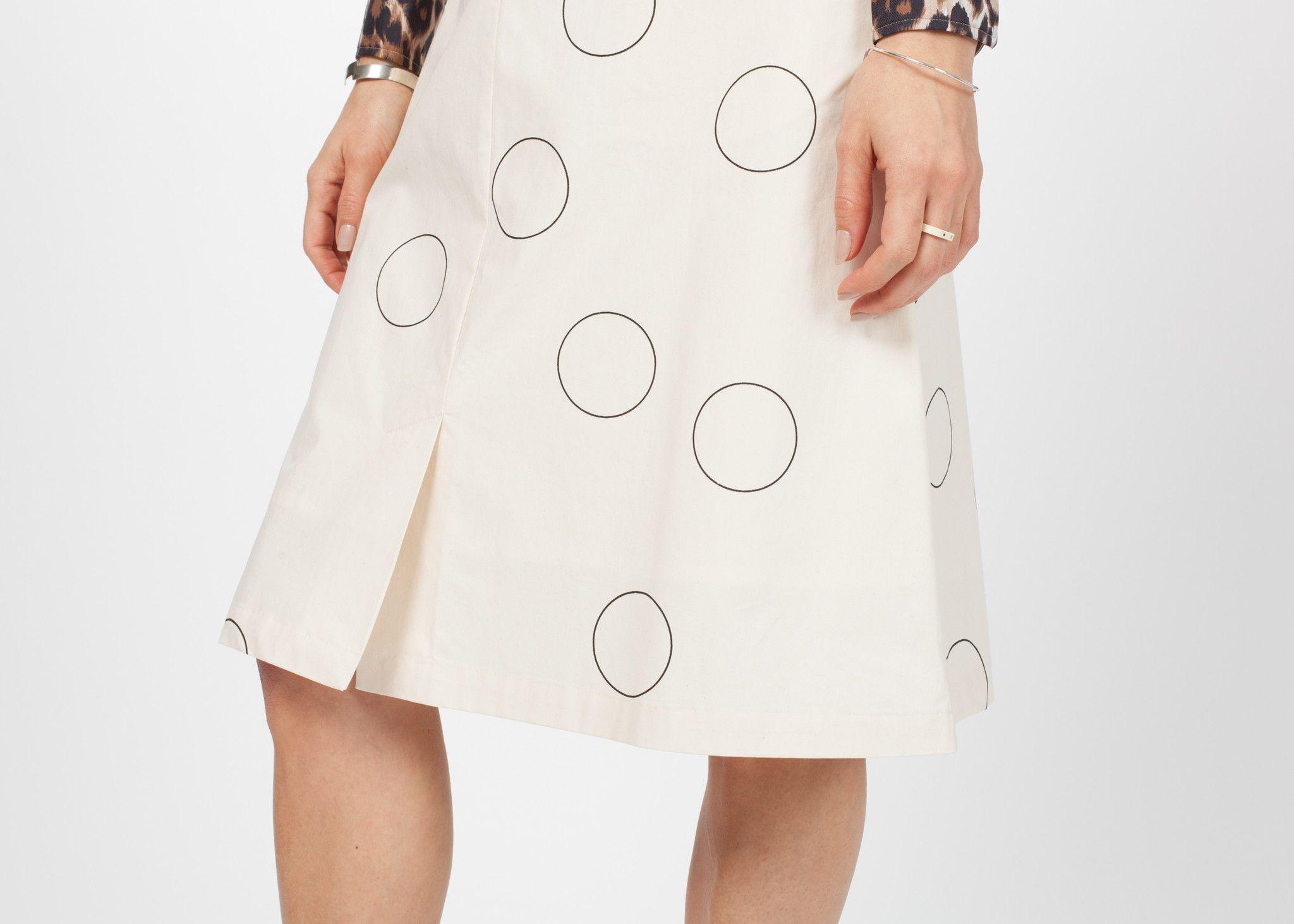 Yoshi Kondo Bird Skirt on