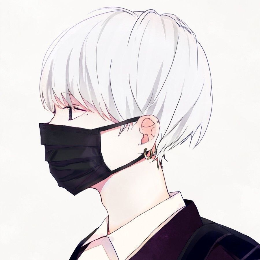 Pin Oleh Xpvll Di Cool Pp Lukisan Wajah Gambar Anime Ilustrasi