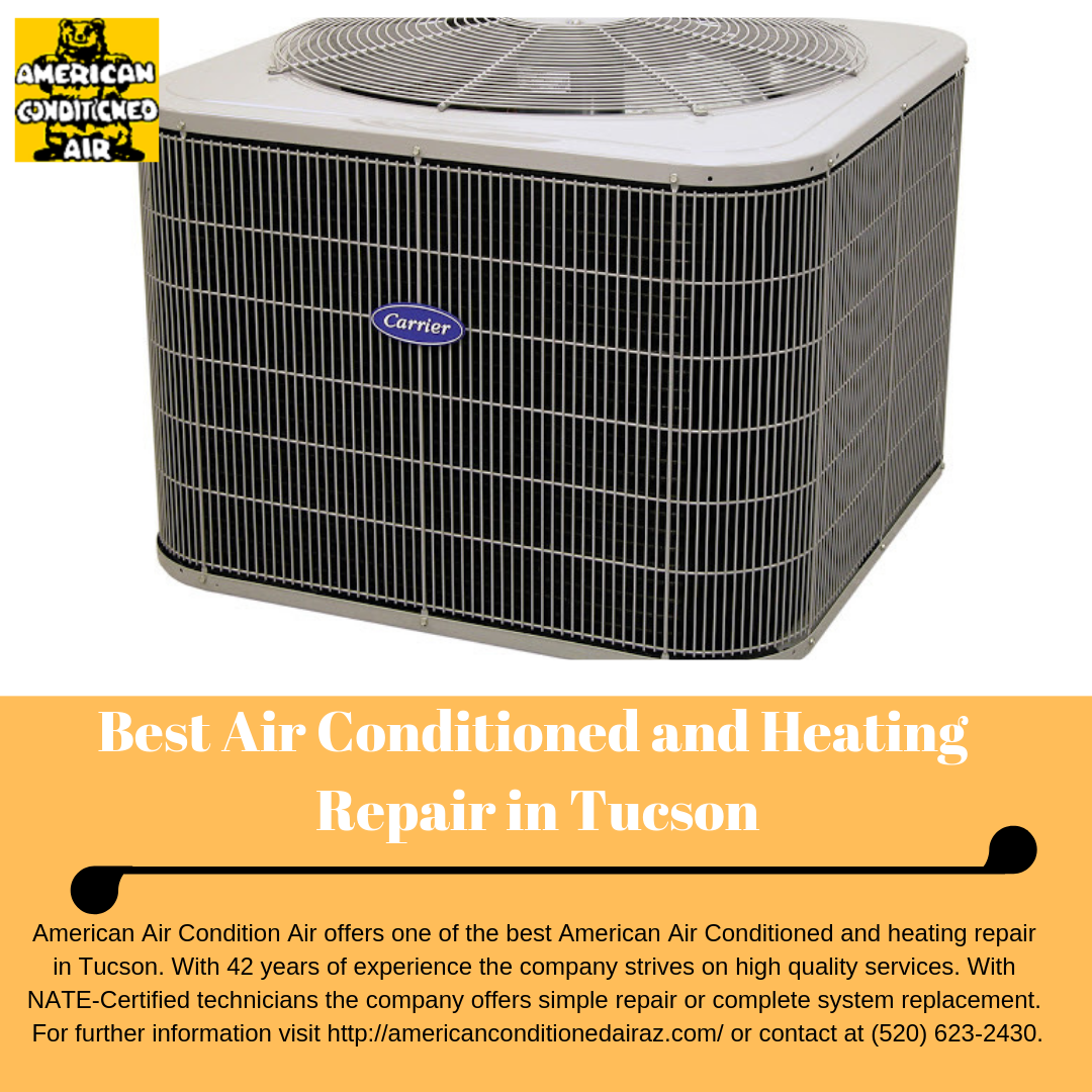 Heating And Cooling Tucson Az Heating Repair Heating And Air