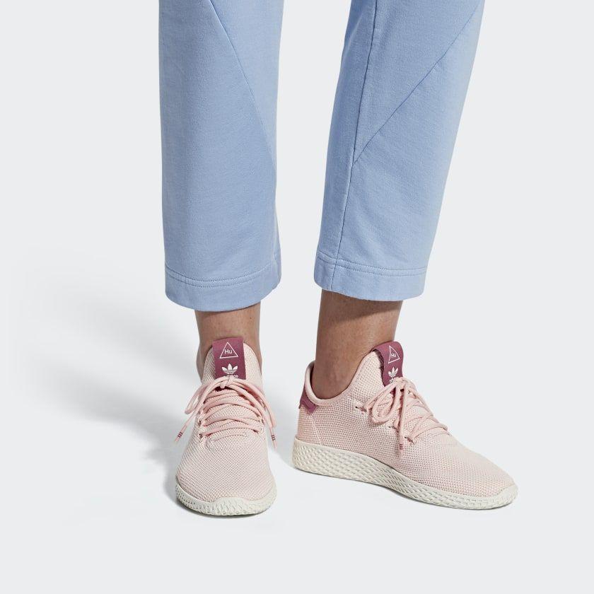 Pharrell Williams Tennis Hu Shoes Icey