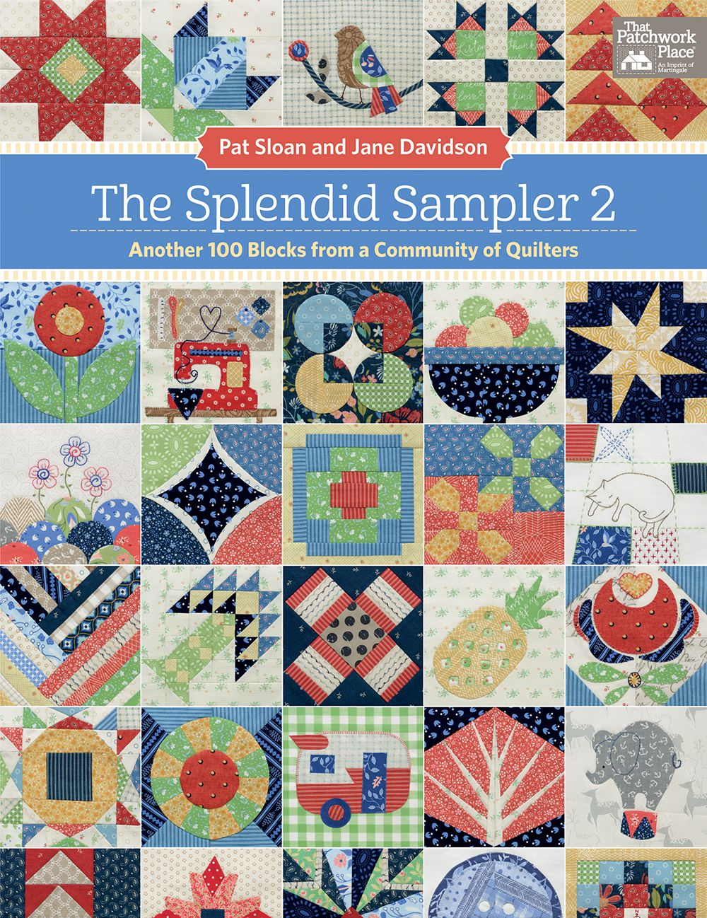 More than 28,000 quilters have joined the Splendid Sampler
