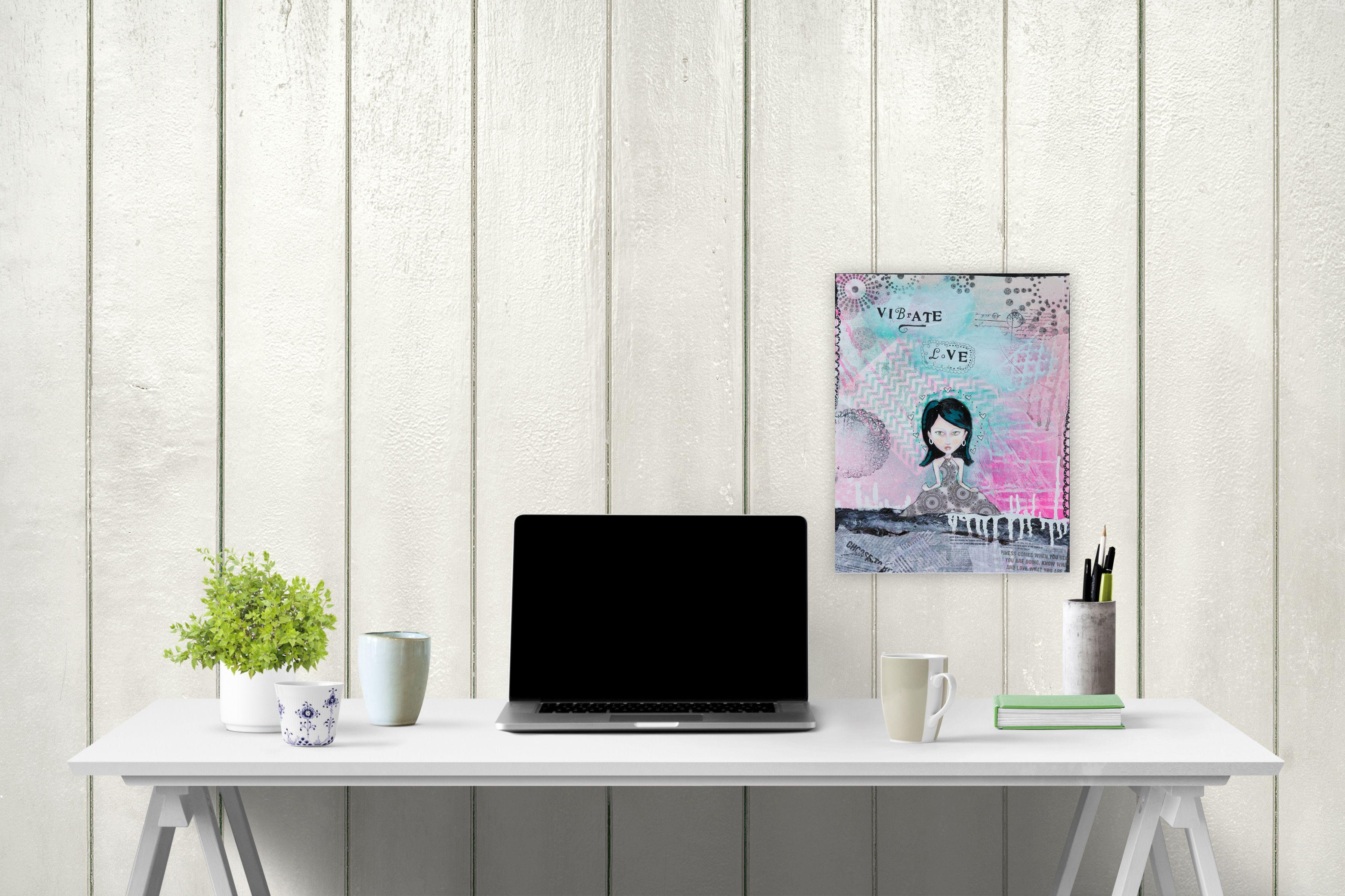 Meditation Room Decor Vibrate Love Meditation Corner Pinterest