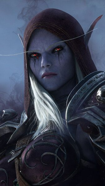 Sylvanas World Of Warcraft Shadowlands 4k Hd Mobile Smartphone And Pc Desktop Laptop Wa World Of Warcraft Game World Of Warcraft Wallpaper World Of Warcraft