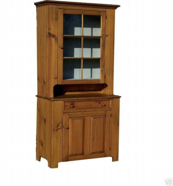 Early American Antique Reproduction Hutch By JosephSpinaleFurn 195000