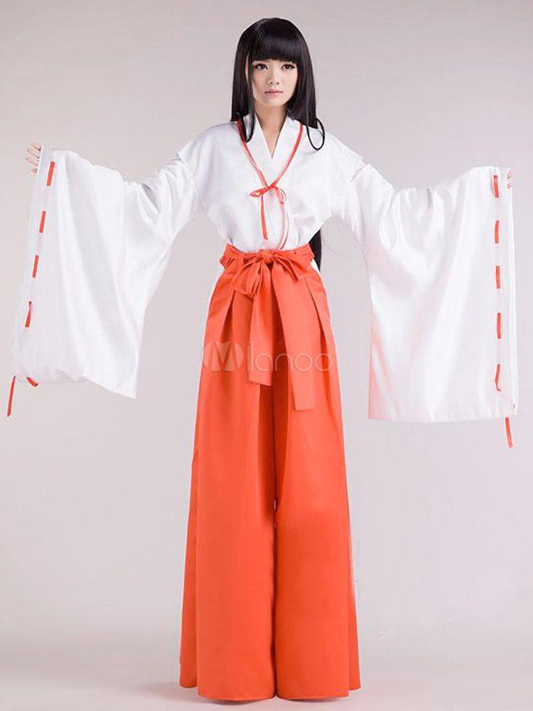 Quality InuYasha Cosplay - Milanoo.com #cosplay #costume #milanoo #inuyasha #cheap #anime #cos