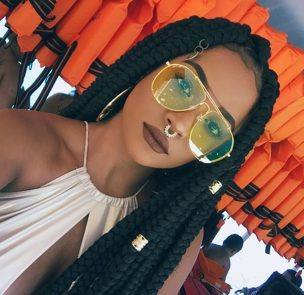 Pin by the black fem on braided beauties u accessories in