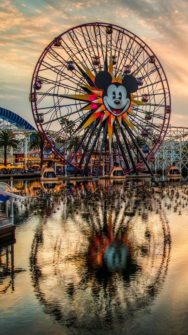 California Adventure iPhone Wallpapers (With images